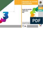 Plan de acción 2009-2012