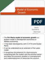 Fei-Ranis Model of Economic Growth