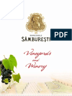 Samburesti Winery Catalogue
