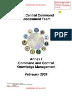 US CENTCOM Assessment