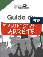 Guide du Manifestant Arrêté...