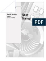 Db Module Manual