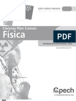 Guía 1.- Presentación de la PSU Ciencias-Física