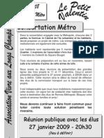 PV154 Special Métro