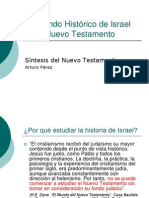 Antiguo Test Amen To y Periodo Inter Testament a Rio