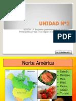 13.- Regiones gastronómicas de América.