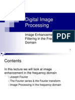 Image Processing Frequency