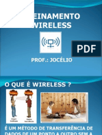 Treinamento Wireless