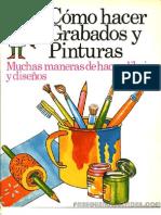 Como Hacer Grabados Y Pinturas - Ediciones Plesa