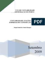 Contabilidade analítica em empresas de Const. Civil (Reparado2)