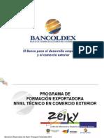 Presentacin Mitigacin Riesgo Internacional 2011