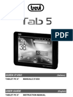 TAB 5 User Manual It-Eng