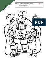 Desenhos Para Colorir_Dia Do Pai