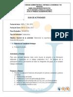 Guia de Actividades y Rubrica de Evaluacion Trabajo Colaborativo 2