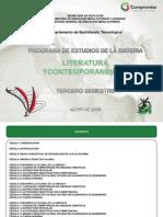 LITERATURA Y CONTEMPORANEIDAD