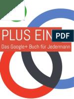 Plus Eins – Das Google+ Handbuch