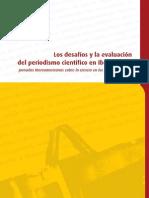 Los desafios y la evaluación del periodismo científico en iberoamérica