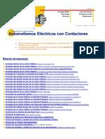 Automatismos Electricos Con Contact Ores