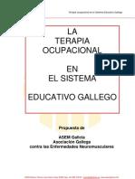 La Terapia Ocupacional en El Sistema Educativo Gallego