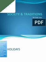 Society & Traditions USA