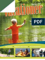Lakes Area Vacationer - May / June 2012
