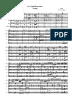 verano- partitura orquestal