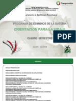 Orientacion III
