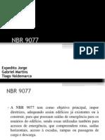 Nbr-9077 Expedito, Gabriel, Thiago