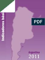 MSN - Indicadores Basicos de Salud Argentina 2011