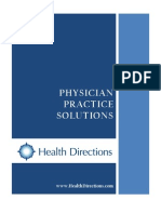 Physician Practice Solutions Overview