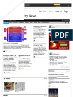Health and Safety News 9 May 2012