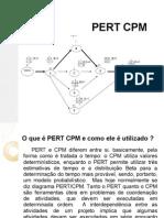 PERT-CPM-Utilização