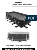 Soft Sided Pool Assembly Instructions