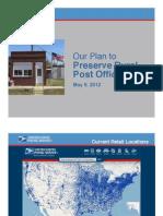 USPS Postplan PowerPoint Presentation