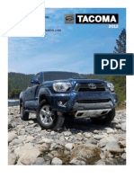 2012 Toyota Tacoma for Sale PA   Toyota Dealer serving Wilkes Barre