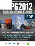 AAPG 2012 ICE Technical Program & Registration Announcement