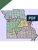 Redistricting Map