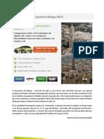 Información del aeropuerto Málaga