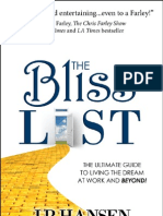 The Bliss List Preview