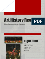 Art History Review