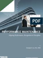 Dr Lee Performance Maintenance