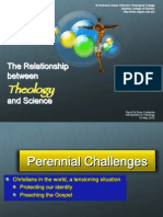 The Relationship Between Theology and Science