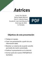 Matrices Omega
