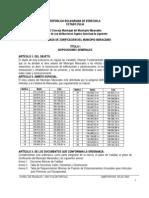 ORDENANZA DE ZONIFICACIÓN JULIO 2003