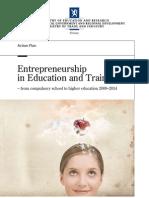 Entrepreneurship in Education in Norway