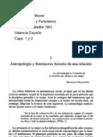 Henrietta Moore- Antropologia y Feminismo