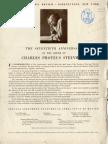 Steinmetz - The Seventieth Anniversary of the Birth of Charles Proteus Steinmetz