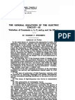 Steinmetz General Equations of the Electric Circuit Pt3 1919