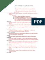 PH 303 Final Study Guide