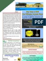 Newsletter 10.05.12
